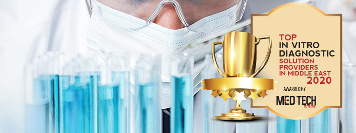 Top 10 In Vitro Diagnostics Solution Companies in Middle East - 2020