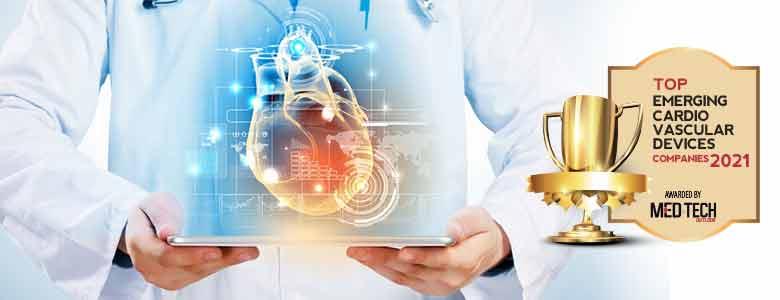 Top 10 Cardio Vascular Devices Companies - 2021