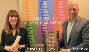 Mighty Oak Medical: Redefining Precision in Spinal Navigation