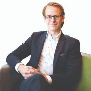 Joen Averstad, CEO, HemCheck