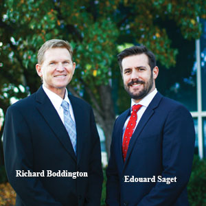 Richard Boddington, Co-Founder & CEO and Edouard Saget, Co-Founder & CEO, OrthoGrid Systems, Inc