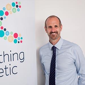 Simon Davis, Commercial Director, Everything Genetic