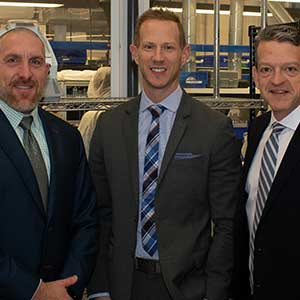 Brian Barnes, President of Isto Biologics, Nathan Taylor, Senior Vice President, Sales and Marketing and Don Brown, CEO., Isto Biologics