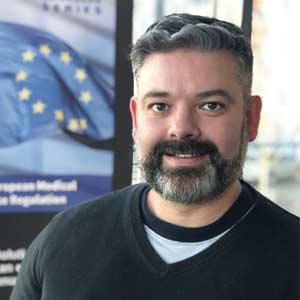 Rod Beuzeval, Director, Meddev Solutions
