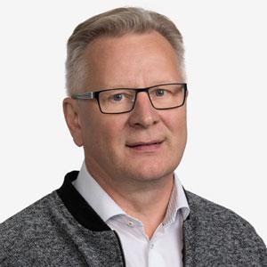 Teijo Fabritius, CEO, Ginolis