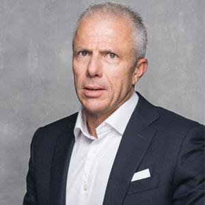 Francois Bopp, President, United Orthopaedic Corporation