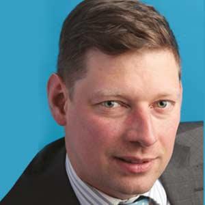 Andrey Fadeev, Sales Director at ELMAS Medical, ELMAS Medical