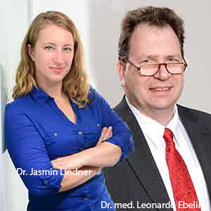 Dr. med. Leonardo Ebeling, Co-Founder, Managing Director, and CEO and Dr. Jasmin Lindner, Medical Science and Affairs, Vigilance and Pharmacovigilance, Dr. Ebeling & Assoc. GmbH