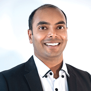 Rakesh Tammabattula, Founder and CEO, QYKSONIC