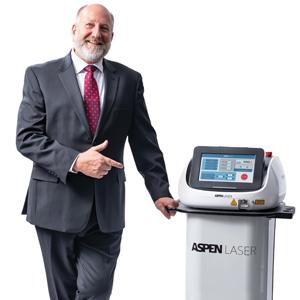 Aspen Laser: Photobiomodulation Innovations by Aspen Laser Driving New Drug Free Solution for Pain