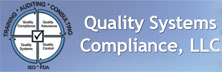 Quality Systems Compliance LLC
