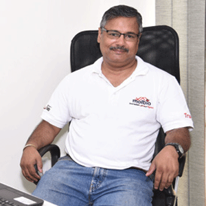 Sumit Mitra, Marketing Manager, Global Bussiness, Molbio Diagnostics