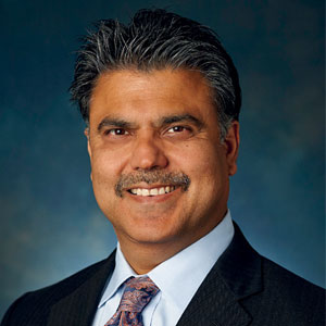 Sam Kumar, President and CEO, MYCO Medical