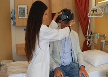 NeuroReality: Cognitive Rehabilitation with Virtual Reality