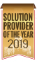 Solution provider of the year