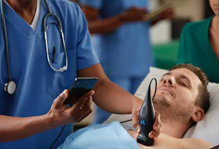 Ultrasound Diagnostic is Now on Phones