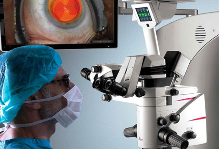 The Evolution of Ophthalmic Technologies