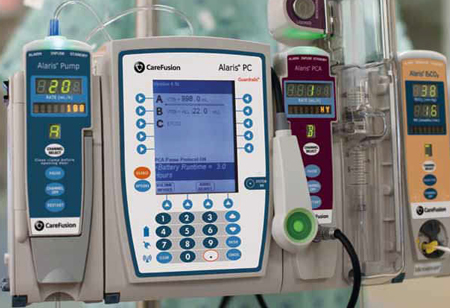 Smart Pumps; A Stairway to Enhanced Care?