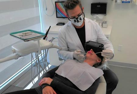 Will the VR and AR Advancements Dominate in Dentistry?