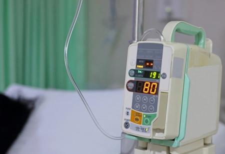 An Insight into Infusion Pumps