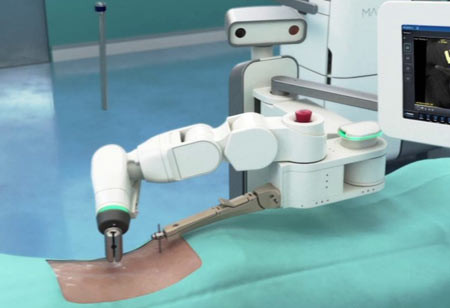 What Happens When Healthcare Platforms are Assisted by Robots?