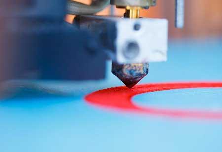 3D Nanoprinting Techniques for the Medicine and Robotics Domain