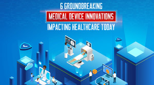 4 New Medical Device Technologies Changing the Healthcare Landscape