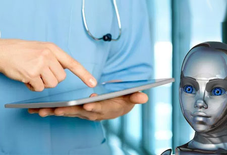 Applications of AI in the Healthcare Sector