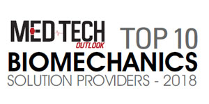 Top 10 Biomechanics Solution Providers - 2018