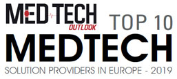 Top 10 MedTech Solution Companies in Europe - 2019