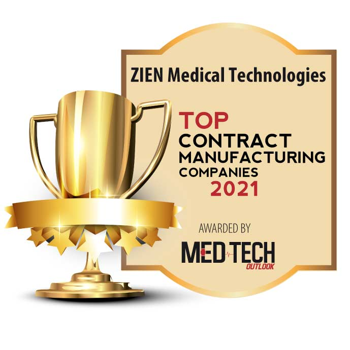 Top 10 Contract Manufacturing Companies - 2021