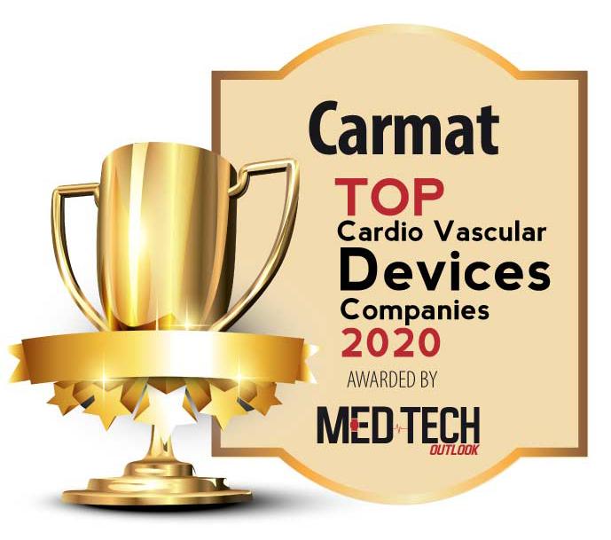 Top 10 CardioVascular Device Companies - 2020