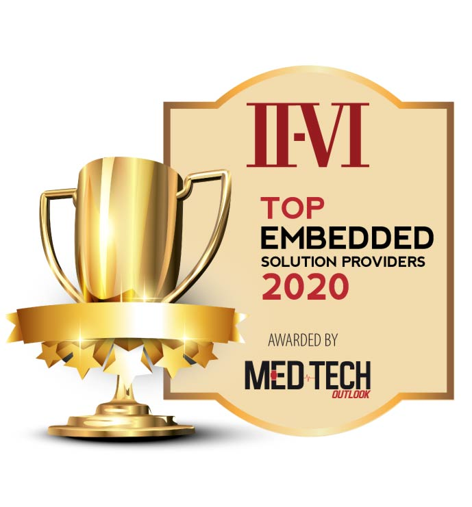 Top 10 Embedded Solution Companies - 2020
