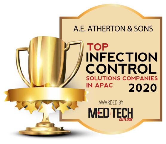 Top 10 Infection Control Solutions Companies in APAC - 2020