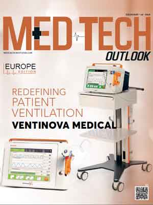 Ventinova Medical: Redefining Patient Ventilation