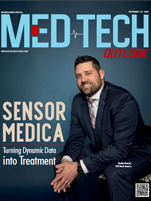 Sensor Medica: Turning Dynamic Data into Treatment