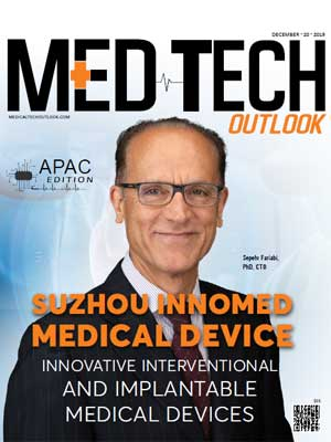 Suzhou Innomed Medical Device: Innovative Interventional And Implantable Medical Devices