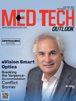 eVision Smart Optics: Breaking the Vergence-Accommodation Conflict Barrier