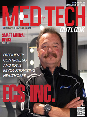 ECS Inc.: Frequency Control, 5G And IoT Is Revolutionizing Healthcare