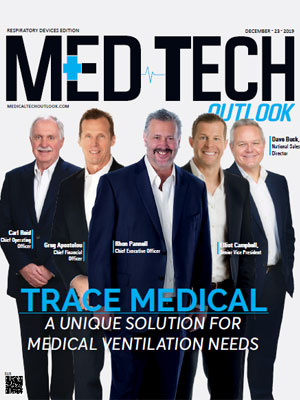 Trace Medical: A Unique Solution for Medical Ventilation Needs