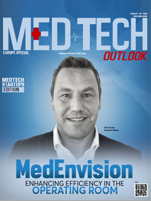 MedEnvision Enhancing Efficiency in the Operating Room