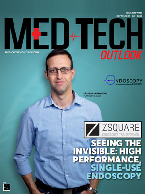 ZSQUARE: Seeing The Invisible: High Performance, Single-Use Endoscope