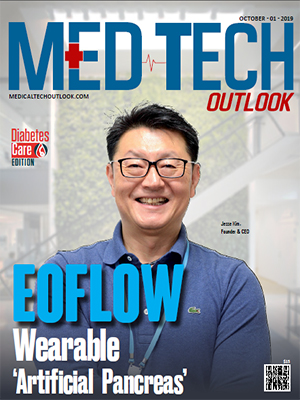 EOFlow: Wearable 'Artificial Pancreas'