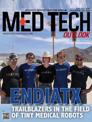 Endiatx: Trailblazers in the Field of Tiny Medical Robots