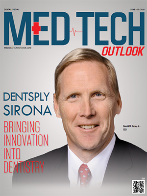 Dentsply Sirona: Bringing Innovation into Dentistry
