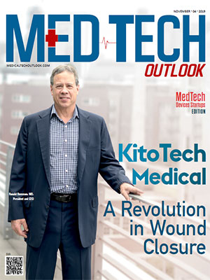 KitoTech Medical: A Revolution in Wound Closure