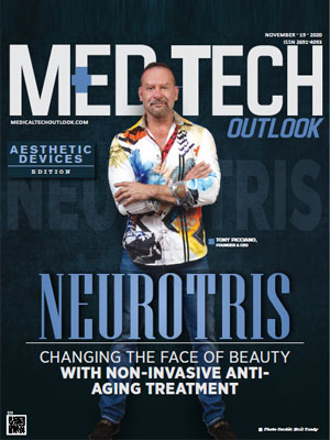 Neurotris: Changing the Face of Beauty With Non-Invasive Anti-Aging Treatment