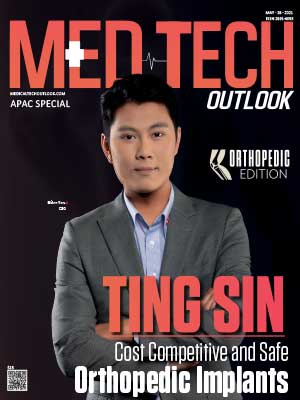 Ting sin : Cost Competitive and Safe Orthopedic Implants