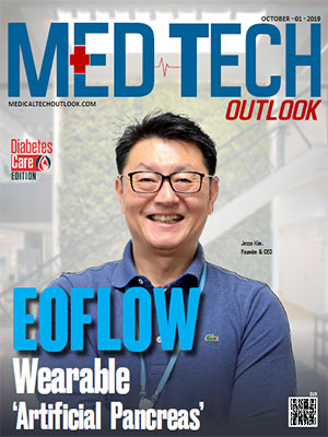 EOFlow: Wearable 'Artificial Pancreas'