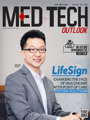 LifeSign: Changing the Face of Healthcare with Point of Care Testing Solutions